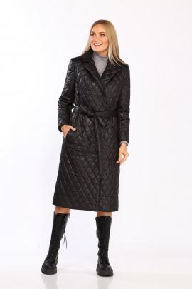 Пальто Karina deLux М-9960 черный