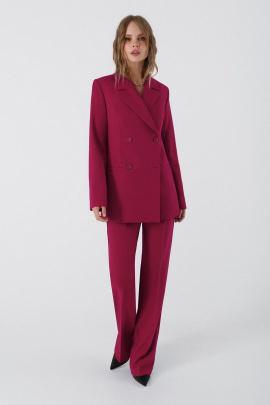 Женский костюм PiRS 2768 ягодный