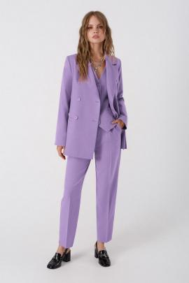 Женский костюм PiRS 3420 лаванда