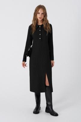 Платье PiRS 3426 черный