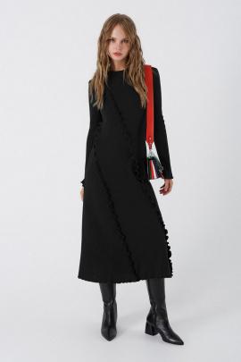 Платье PiRS 3445 черный