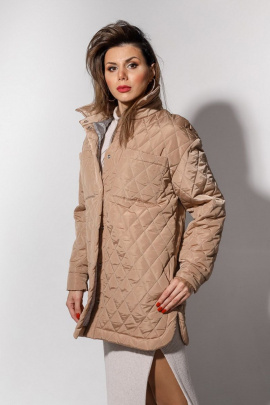 Куртка YFS 931 карамельный