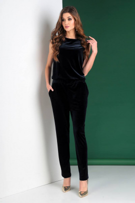 Комбинезон Liona Style 679 черный