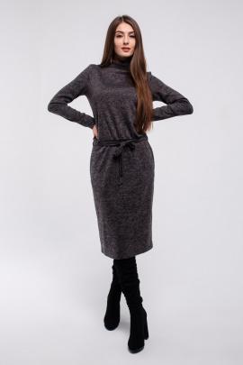 Платье Madech 185309 темно-серый