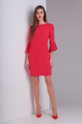 Платье Basagor 446 коралл
