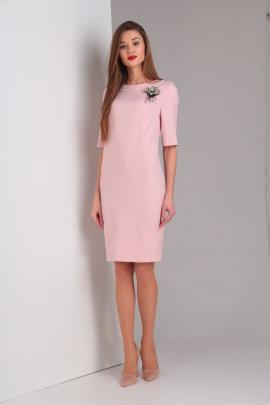 Платье Basagor 447 розовый
