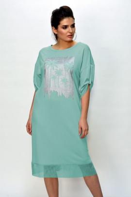 Платье Faufilure С821 мятный