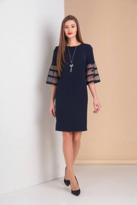 Платье Moda Versal П2000 т.синий