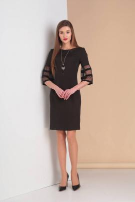 Платье Moda Versal П2000 черный