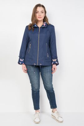 Куртка TrikoTex Stil Л1547 к_синий