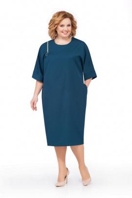 Платье Pretty 839 изумруд