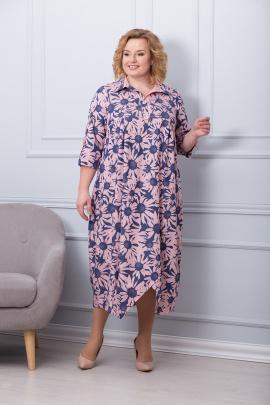 Платье Michel chic 922 розовый