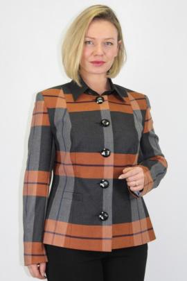Жакет VLADOR 500510 оранжевый