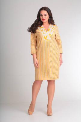 Платье SVT-fashion 483 полоска