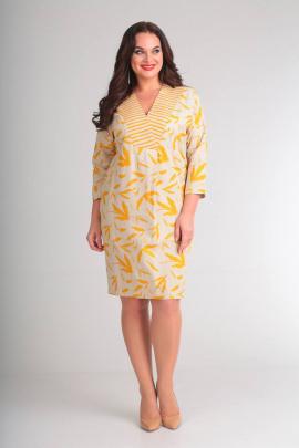 Платье SVT-fashion 483 листья