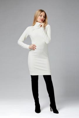 Платье Arisha 1183 белый