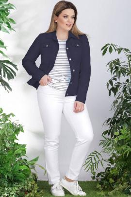 Куртка LeNata 11991 темно-синий