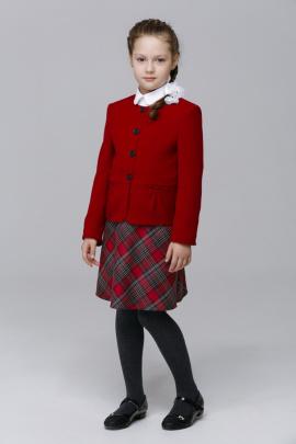 Жакет Nova Line Kids M105 бордо