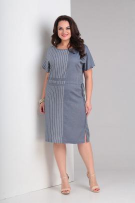Платье Basagor 541 синий