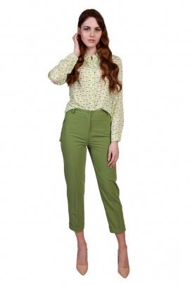 Брюки BELAN textile 1346 зеленый