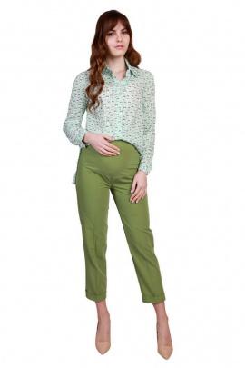 Брюки BELAN textile 1347 зеленый