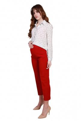 Брюки BELAN textile 1347 красный