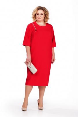 Платье Pretty 839 красный