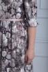 Платье Anelli 613 серый