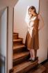Платье Nova Line 5885 коричневый