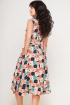 Платье Swallow 181 песочный