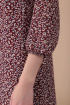 Платье Линия Л Б-1726 бордо
