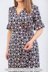 Платье Белтрикотаж 6677 узор