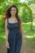 Платье PUR PUR 725/1 синий