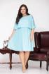Платье Ninele 5409 голубой