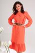 Платье Мода Юрс 2484 оранж