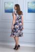 Платье Anelli 522 огурцы