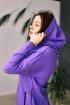 Платье Rawwwr clothing 048 фиолетовый