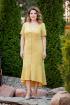 Платье TEZA 230 желтый