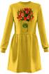 Платье Rawwwr clothing 009.00 желтый