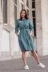 Платье SODA 0118 синий_джинс