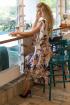 Платье Pavlova 016 беж