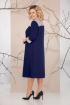 Платье Ивелта плюс 1646 синий