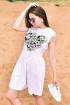 Платье Rawwwr clothing 006 белый