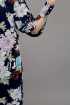 Платье Avila 0705 синий