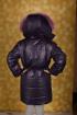 Куртка Weaver 5035 баклажан