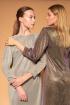 Платье S. Veles 63-174 серебро