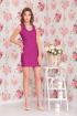 Платье Ninele 976 т.розовый