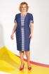 Платье LaKona 959 синий