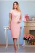 Платье Tensi 221  розовый