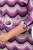 Платье Anelli 770 фиолетовый